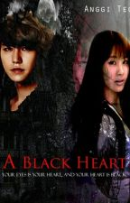 A Black Heart by Anggiteo