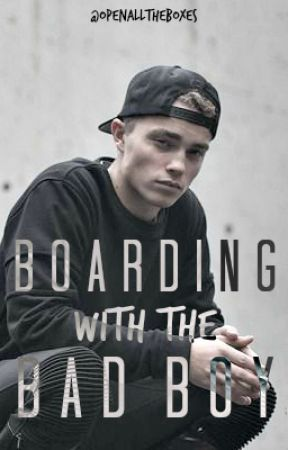 Boarding with the Bad Boy [COMPLETE + BONUS published edition] by openalltheboxes