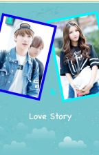 Jin and Sowon's Love story by jremily2506