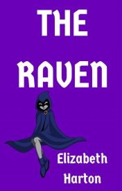 The Raven |Teen Titans| by violetmusic