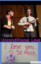 Unconditional Love - SandArt / Jomas ( Thomas Sanders X Jon Cozart ) by TheHauntedAuthor