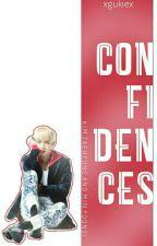 Confidences ↠ kth + myg by xgukiex
