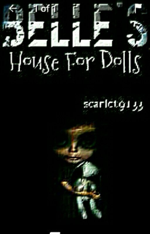 Belle's House For Dolls by scarlet9133