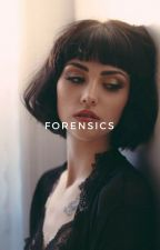 forensics ; csi imagines by brokeneleven