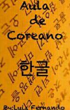 Aula de Coreano by LuizFernandoOliveir9