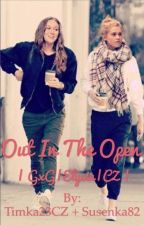 Out In The Open |Elycia| CZ GirlxGirl by Timka23CZ