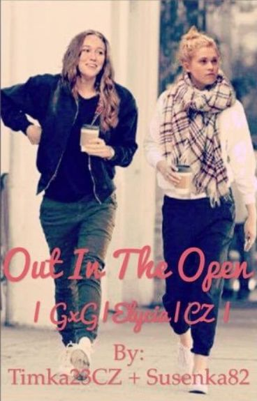 Out In The Open |Elycia| CZ GirlxGirl