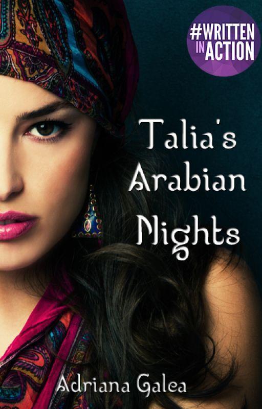 Talia's Arabian Nights by AdrianaGalea