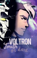 Voltron Truth or Dare by A10iceskater