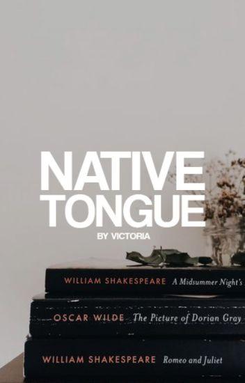 NATIVE TONGUE | Meet My OCs