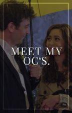 SET ME FREE ⇢ MEET MY OC'S  by cookiesIyon