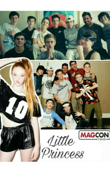 Little Princess (Old Magcon)