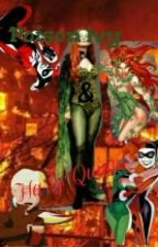Poison Ivy & Harley Quinn  by ShaDowPalpatine