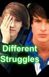 Different Struggles by MissHaidaGwaii