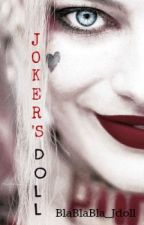 Joker's doll by BlaBlaBla_Jdoll