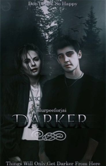 Darker ; Jai Brooks ; Book 2 of the Darkness Trilogy