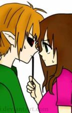 BEN Drowned X Sally by Zeldakid321