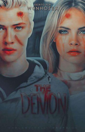 「 the demon 」❀ lucky blue smith | HIATUS