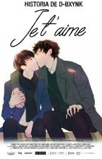 #3 je t'aime; chansoo by d-bxynk