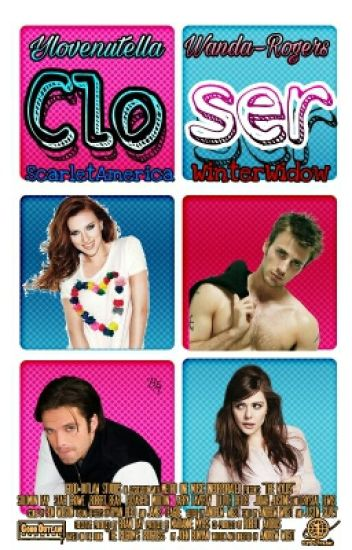 Closer| ScarletAmerica & WinterWidow