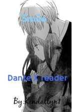 Smile •Dante X reader• by kendallyn1