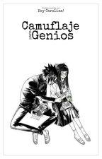 Camuflaje Para Genios #ShonenAwards by Chica-anonimaXD