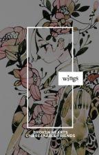 wings. by famekilled