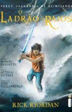 Percy Jackson e o ladrão de raios by FelipePrechitko