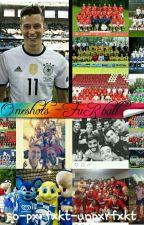 Oneshots ~ Fußball /OnHold\ by HemmingsGirl-96