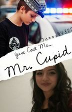 Mr. Cupid{a Mark Thomas Fanfic} by Jazzy54322