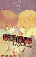 Promise Childhood ~وعد الطفولة  by Jonathan-M
