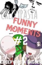 Creepypasta Funny Moments #2 by CreepypastaDagger