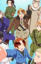 Hetalia cast React to... by shinshinjane