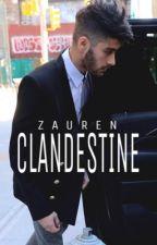 clandestine - zauren. by weiiss