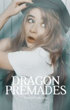 Dragon Premades by CoversForBooks