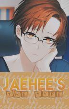 Jaehee's the Type©︎ by -bluebxrry