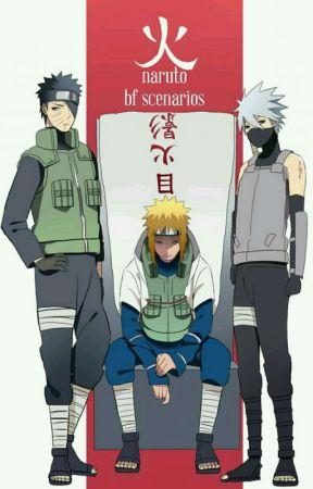 Naruto Middle school Boyfriend Scenarios by Sparkcharm54
