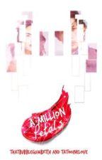 A Million Petals • Reylo AU by ThatBubbleGumBxtch