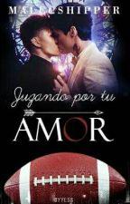 Jugando por tu amor (Malec) by Mafe_Caicedo