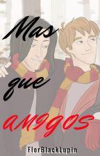 Más que amigos. by IzzyGideonBlack