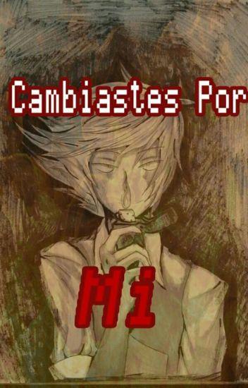 Sick FNAFHS  Cambiastes Por Mi  (Golden X Tn) 》CANCELADA《