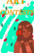 Art Contests {OPEN} by xAlienConfirmed