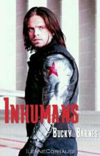 Inhumans: Bucky Barnes by IlenneCorrales