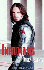 Inhumans: Bucky Barnes by IlenneCorrales