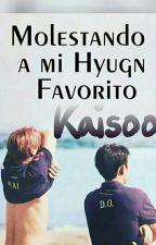 Molestando a Mi Hyung Favorito (kaisoo) by victorymv