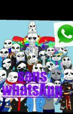 sans whatsApp [un poco de yaoi] [Completa] by conigamer