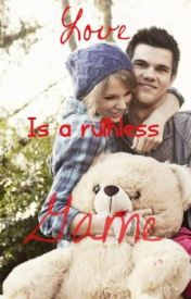 Love is a Ruthless Game (Taylor Squared) by 5secondsoftay