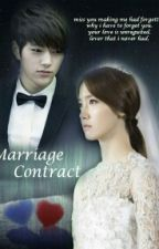 Marriage Contract by Imeldafp__28