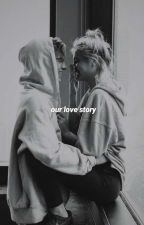 → our love story ▴ allmin ← by -dabezty