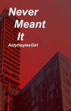 Never Meant It - h.g by AidyHayiesGirl